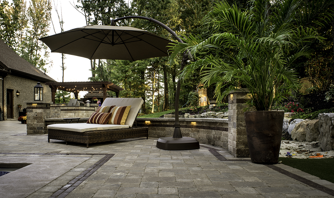 Lake MacLeod Masterpiece designed by Beall's Landscaping