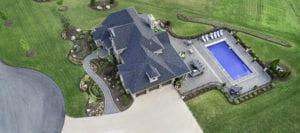 North Huntingdon Hilltop Estate designed by Beall's Landscaping